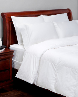 Down etc Medium Weight White Goose Down Comforter