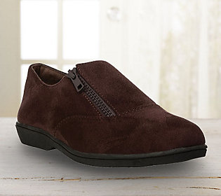 Propet Zip-up Loafers - Shannon $29 thestylecure.com