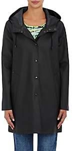 Stutterheim Raincoats Women's Mosebacke Raincoat - Black