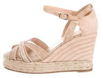 Castaner Embellished Sandal Wedges