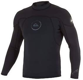 Quiksilver NEW QUIKSILVERTM Mens Syncro 0.5MM Metalite Wetsuit Jacket 2016 Surf