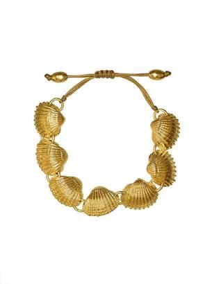 Tohum Concha shell bracelet