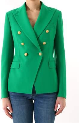 Tagliatore Green Blazer