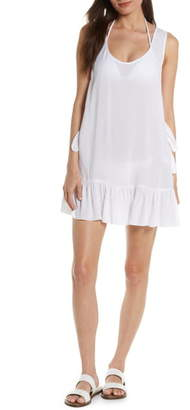Chelsea28 Tayla Side Tie Cover-Up Minidress