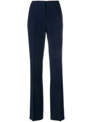 Mantu creased tailored trousers