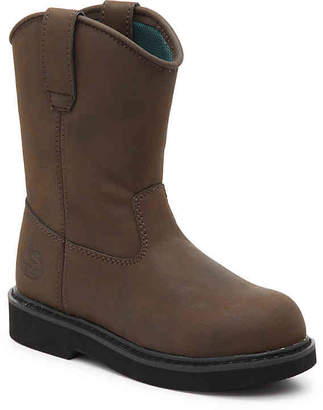 Georgia Boot Pull-On Toddler & Youth Boot - Boy's
