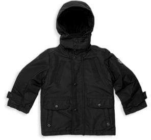 0c3b07383 Urban Republic Baby Boy's and Little Boy's Snap Button Coat