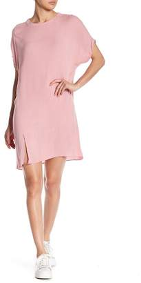 Cotton Emporium Rolled Sleeve Dress