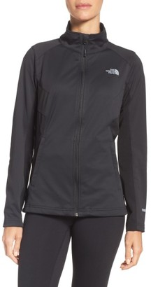 Women's The North Face Cipher Hybrid Jacket $89.40 thestylecure.com