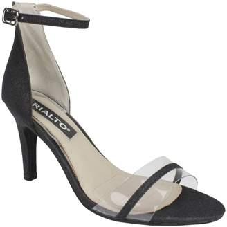 Rialto Open Toe Ankle Strap Pumps - Revere