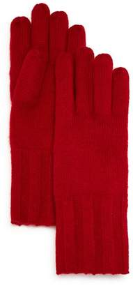 Bloomingdale's C by Ribbed Cashmere Gloves - 100% Exclusive