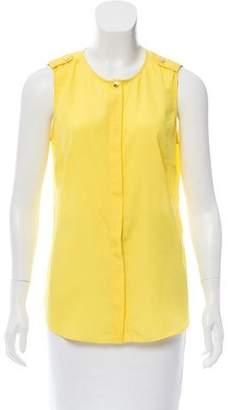 MICHAEL Michael Kors Sleeveless Button-Up w/ Tags