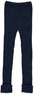 Sale - Everyday Alpaca Wool Rib Baby Trousers - Oeuf NYC