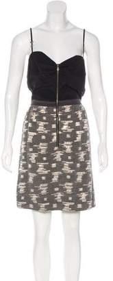 Vena Cava Papyrus Silk Dress w/ Tags