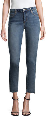 Firth Cropped Cotton-Blend Pant