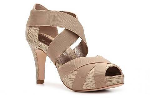 Dana Davis Lola Platform Sandal