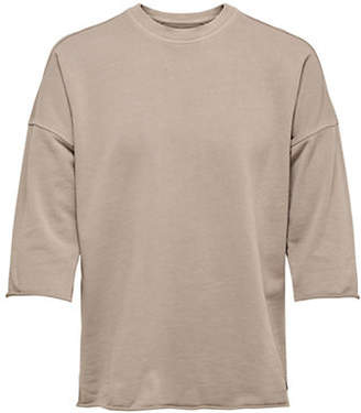 ONLY & SONS Dropped Shoulder Sweatshirt