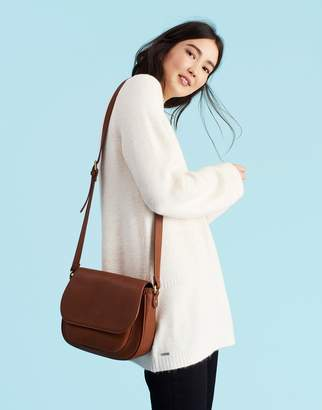 Joules Clothing Tan Darby bright Saddle Bag