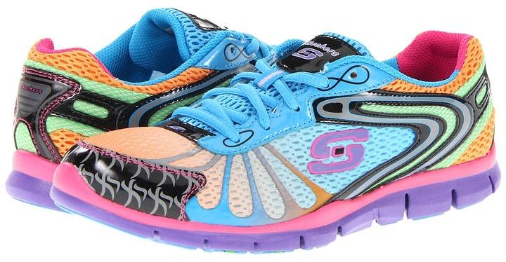 Skechers Gratis - Running Wild (Multi) - Footwear