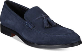 Alfani Men's Declan Suede Tassel Loafers, Only at Macy's $99.99 thestylecure.com