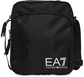 Emporio Armani Ea7 Train Prime Nylon Crossbody Bag