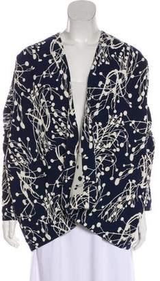 Zero Maria Cornejo Jacquard Kimono Jacket