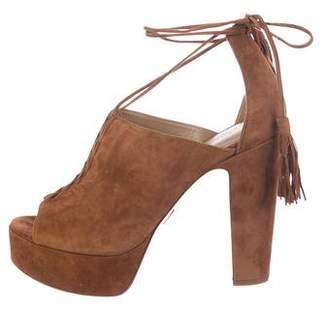 Michael Kors Sylvan Platform Sandals