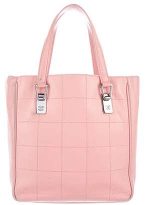 Chanel Square Quilted Tote