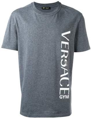Versace Gym logo T-shirt