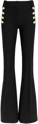 Derek Lam 10 Crosby Robertson Flare Trousers