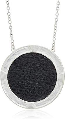 The Sak Large Inlay Pendant Necklace