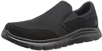 Skechers Men's Flex Advantage Slip Resistant Mcallen Slip On -