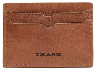 Trask Canyon Leather Card Case