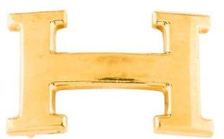 Hermes 32MM H Belt Buckle