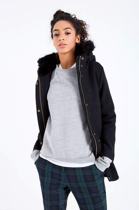 Jack Wills Lynmouth Wool Parka