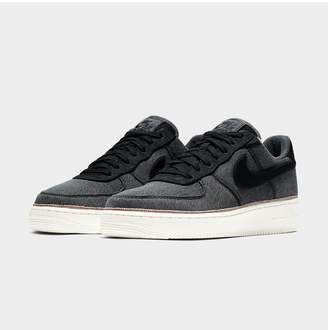 cheap for discount 2d6d6 956ee 3x1 Nike Air Force 1 Sneaker Collaboration   Black Denim Selvedge