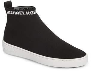 MICHAEL Michael Kors Hilda High Top Sock Sneaker