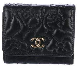Chanel 2018 S-Small Wallet Black 2018 S-Small Wallet