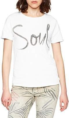 Garcia Women's P80202 T-Shirt