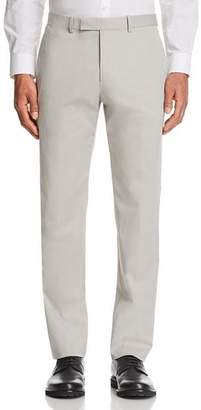 Theory Marlo Cotton Slim Fit Suit Pants