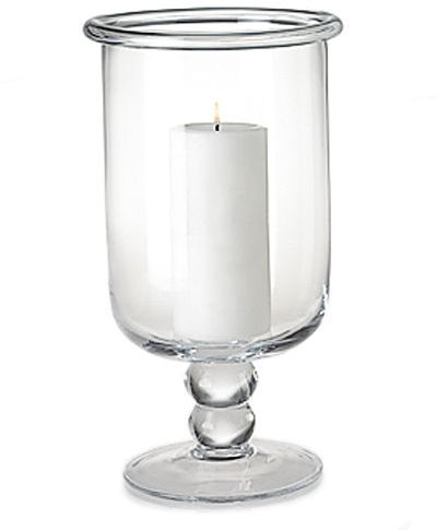 Williams-Sonoma Classic Glass Hurricane