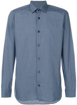Ermenegildo Zegna checked shirt
