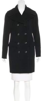 Diane von Furstenberg Cruz Wool Coat