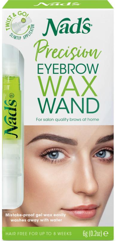 Nads Natural Natural Hair Removal Gel Facial Wand