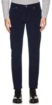 Isaia Men's Cotton Corduroy Slim Straight Jeans