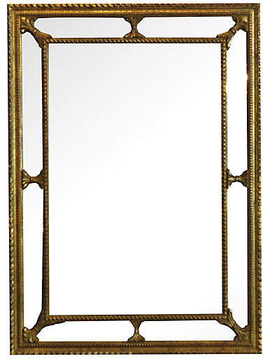 One Kings Lane Vintage Italian Mirror