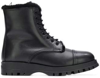 Prada Milano ankle boots