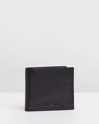 Emporio Armani Bi-Fold Wallet with Coin Pocket