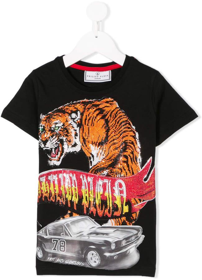 Philipp Plein Junior The Tamperer T-shirt