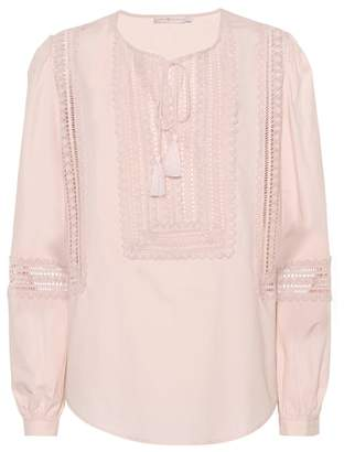 Tory Burch Marissa cotton top